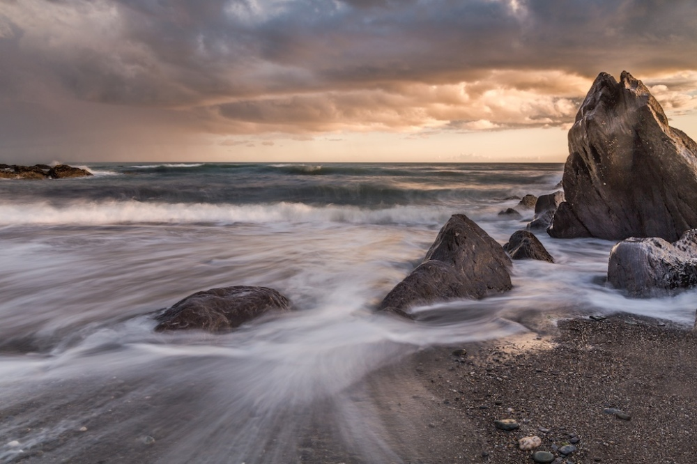 West Cork Sea scape